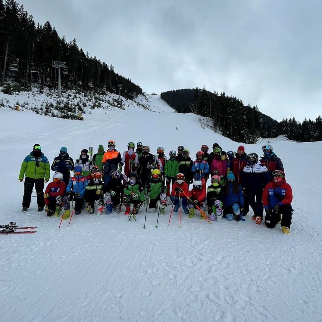 Българската федерация по ски проведе от 18 до 22 януари