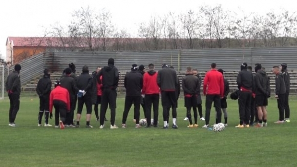 Отборът на Локомотив (Пловдив) е на подготвителен лагер в Поморие