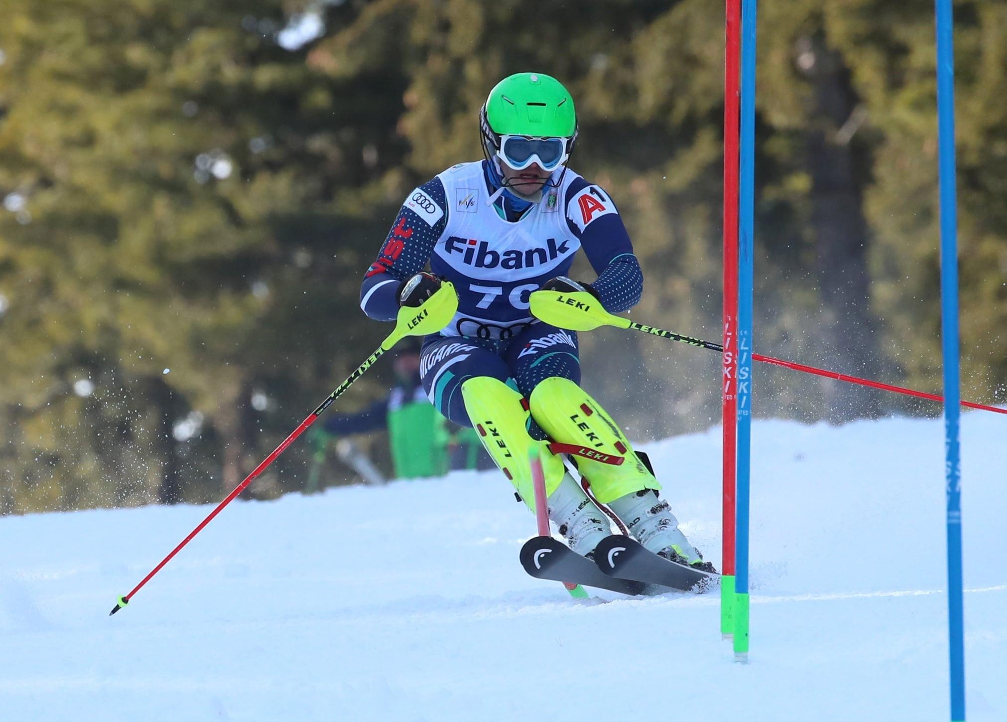 Калин Златков и сестра му Юлия Златкова спечелиха проведените днес