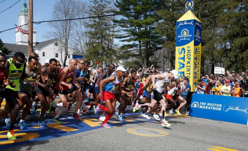 Най-старият маратон - този на Бостън беше насрочен за есента