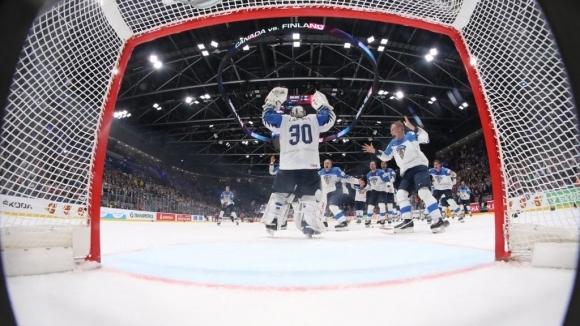 Международната федерация по хокей на лед (IIHF) е получила обезщетение