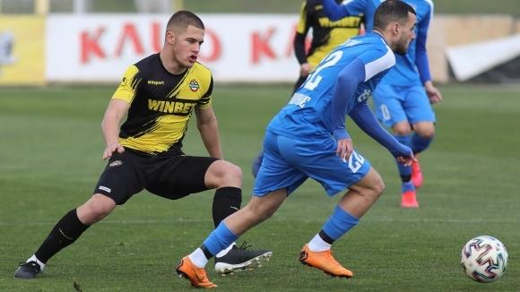 Нападателят на Ботев (Пловдив) и национал на България U19 Георги