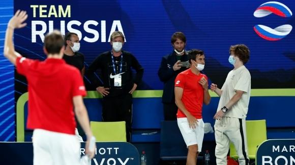 Русия и Италия се класираха за финала на второто издание