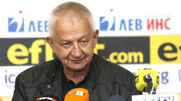 Собственикът на Локомотив (Пловдив) Христо Крушарски обмисля свиване на бюджета.