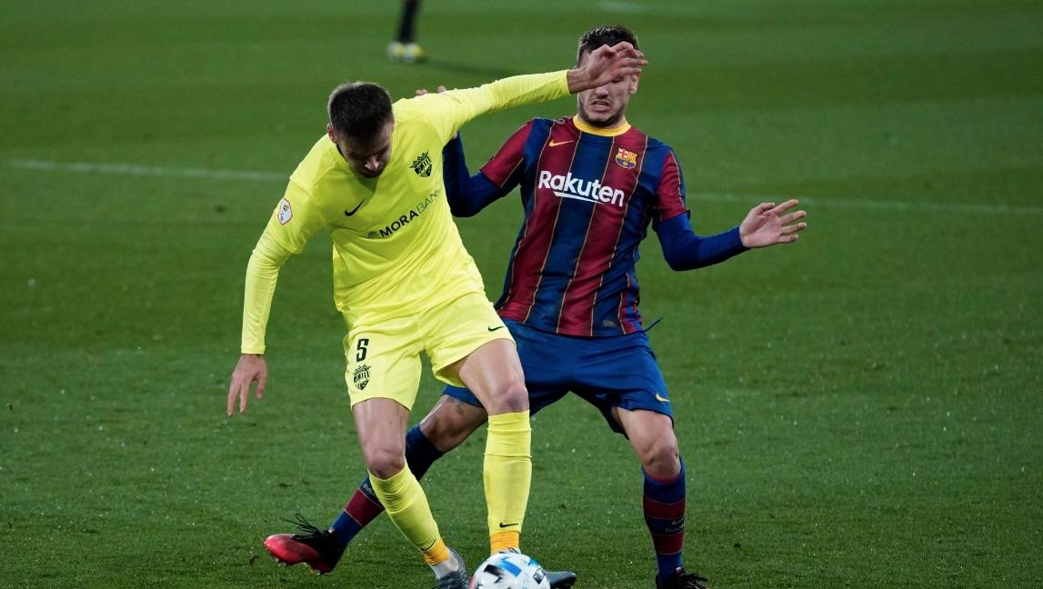 Притежаваният от Жерард Пике ФК Андора е напът да попречи