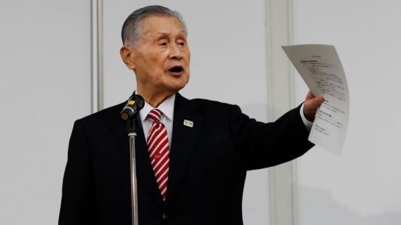 Сексистките реплики на председателя на организационния комитет за Токио 2020