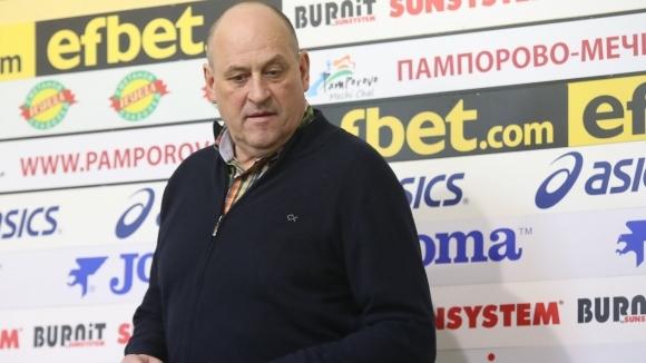 Нови проблеми притесниха треньора на националния отбор по баскетбол Росен