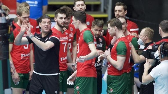 Волейболният шампион на Русия Локомотив (Новосибирск), който е воден от