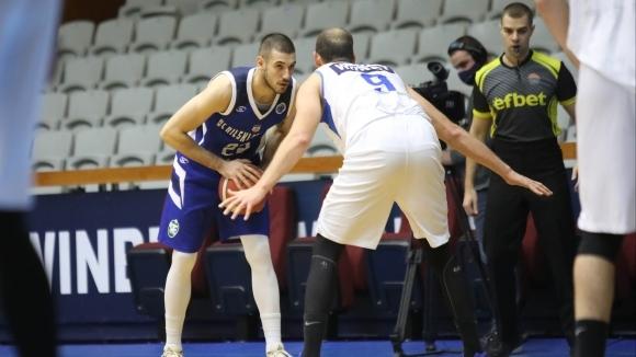 Първите две завъртания от Националната Баскетболна Лига за сезон 2020/21