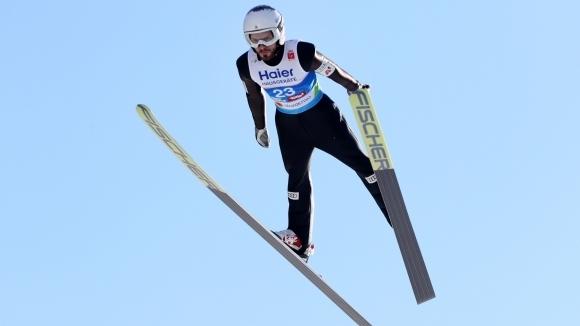 Българинът Владимир Зографски завърши на 44-о място в първото състезание