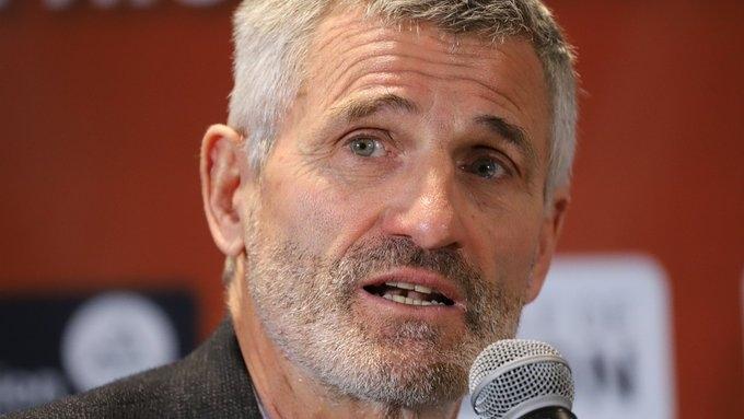 Жил Моретон беше избран за президент на Френската федерация по