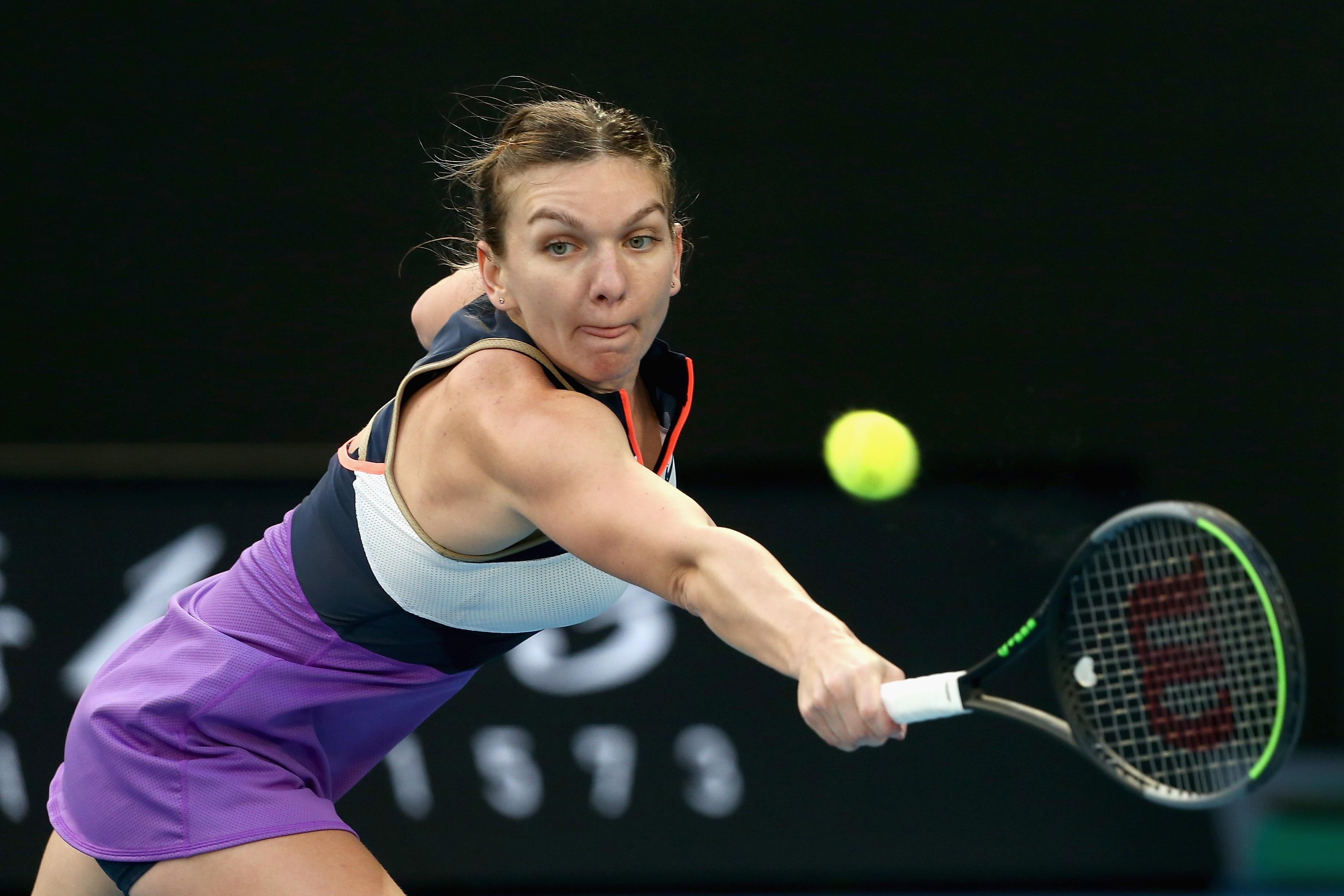 Финалистката през 2018 година Симона Халеп (Румъния) се класира за