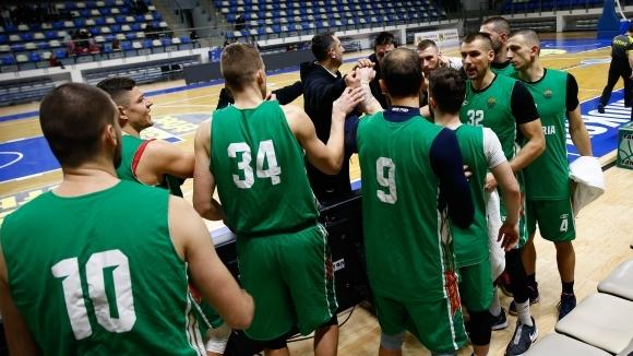 Националният отбор завърши с победа подготовката си в Самоков. Мъжкият