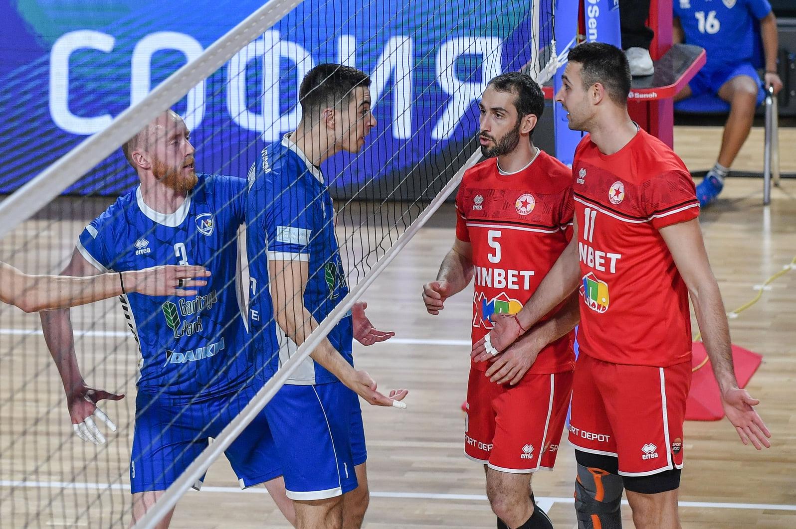 Ръководството на волейболния ЦСКА пусна виртуални билети за дербито от
