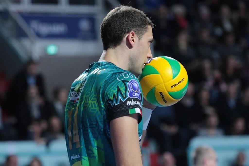 Диагоналът на националния отбор на Сърбия Александър Атанасийевич напуска тима