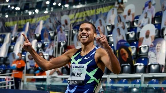 Президентът на Световната атлетика Себастиан Коу похвали сънародника си Елиът