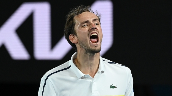 Руснакът Даниил Медведев се класира за първи път за финала