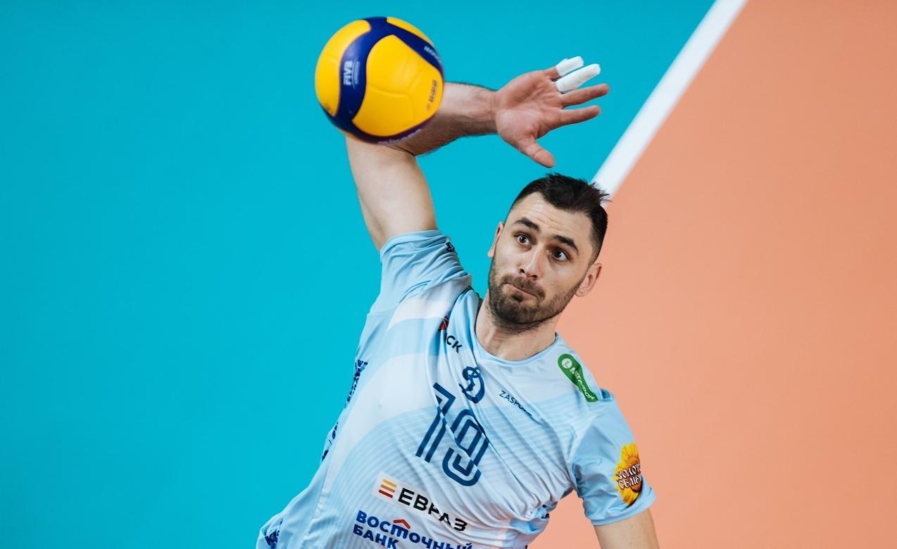 Капитанът на националния отбор на България Цветан Соколов изигра поредния