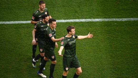 Щутгарт надделя с 1:0 над Кьолн в среща от 22-ия
