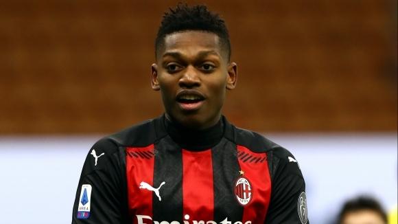 Нападателят на Милан Рафаел Леао разкри, че от Интер също
