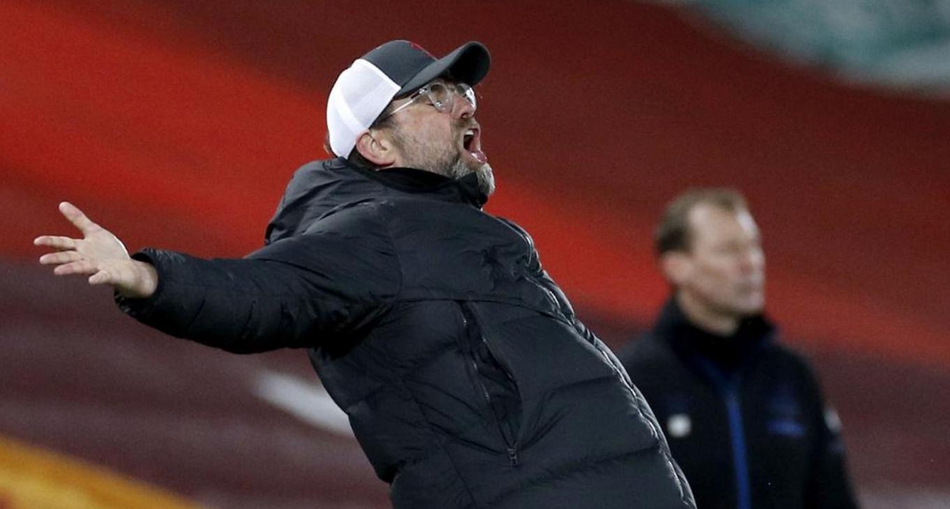 Юрген Клоп прие спокойно поредното поражение на неговия . Този
