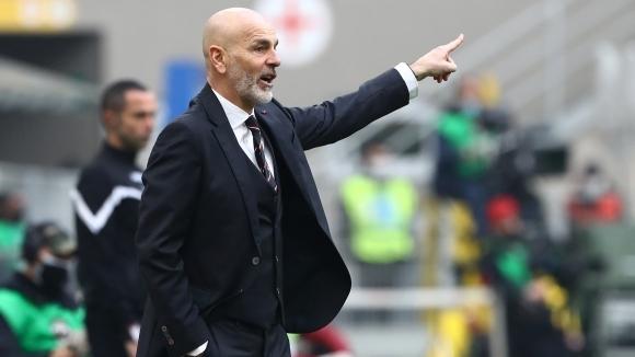 Наставникът на Милан Стефано Пиоли отчете слабото представяне на тима