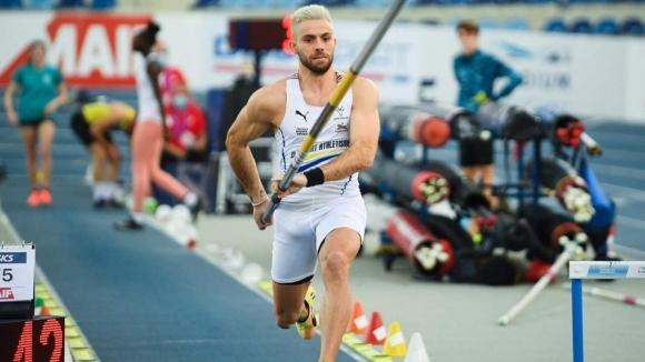 Вилхем Белосиан спечели титлата на Франция на 60 метра с