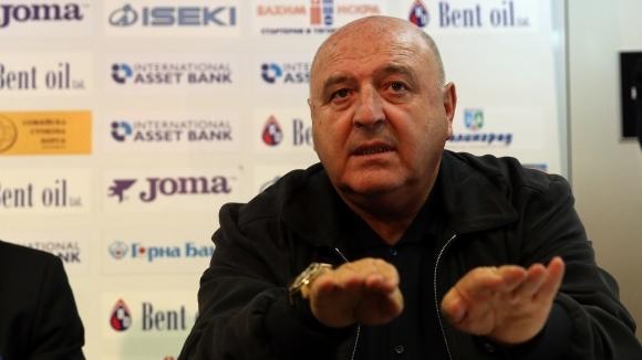 Президентът на Венцеслав Стефанов направи изказване в свой стил. Бизнесменът