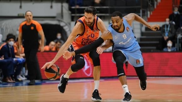 Баскетболният отбор на Валенсия записа много важна победа в похода