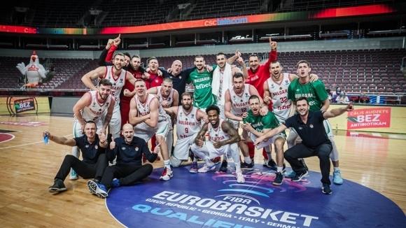 Международната баскетболна централа (ФИБА) даде отлична оценка на България заради