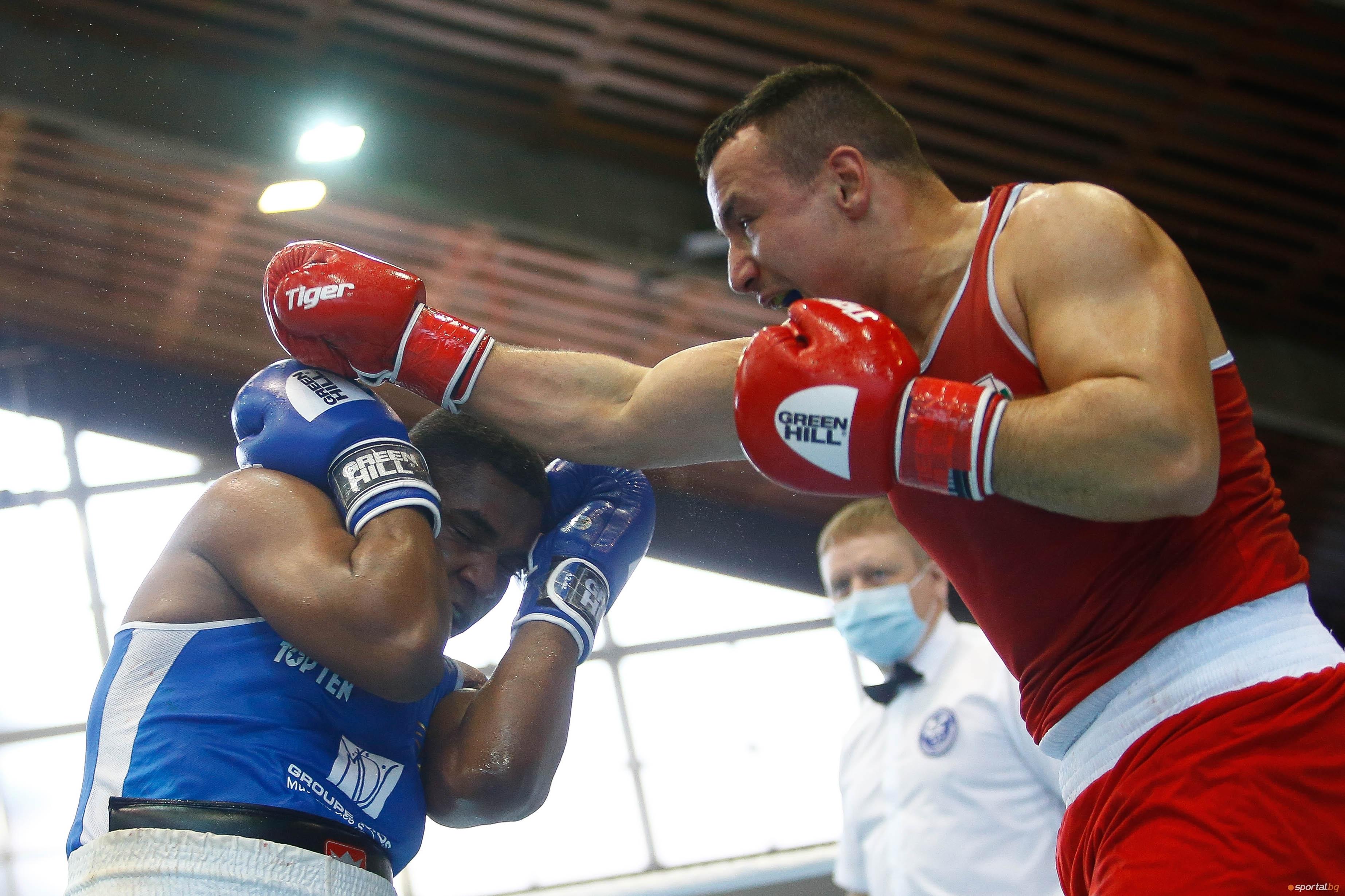 Радослав Панталеев закри с нов успех първата полуфинална сесия от