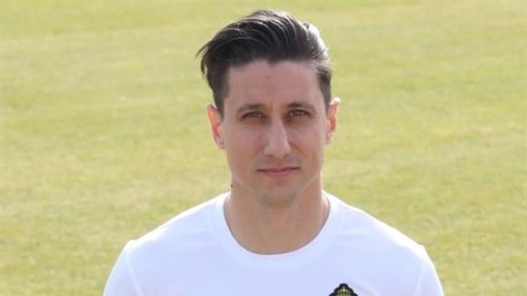 Славия официално представи като свой футболист. -рано днес собственикът на