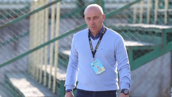 Старши треньорът на Черно море Илиан Илиев определи групата на