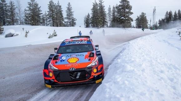 Естонецът Отт Танак (Hyundai) спечели и двете отсечки от първия