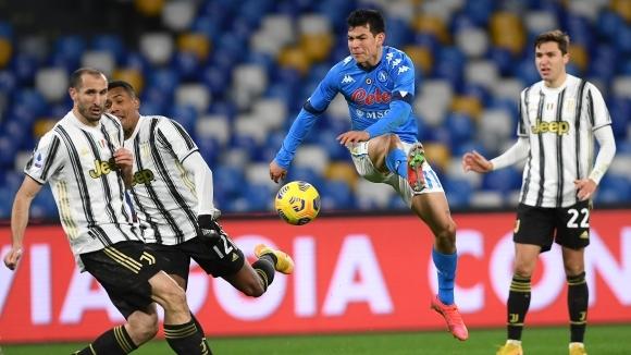 Отпадането на Наполи от Лига Европа поосвободи програмата на тима