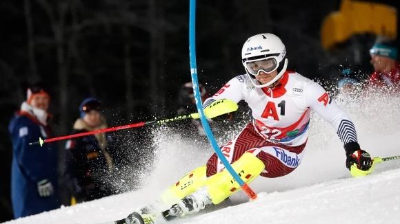 Най-добрият български скиор алпиец Алберт Попов не стигна до финала