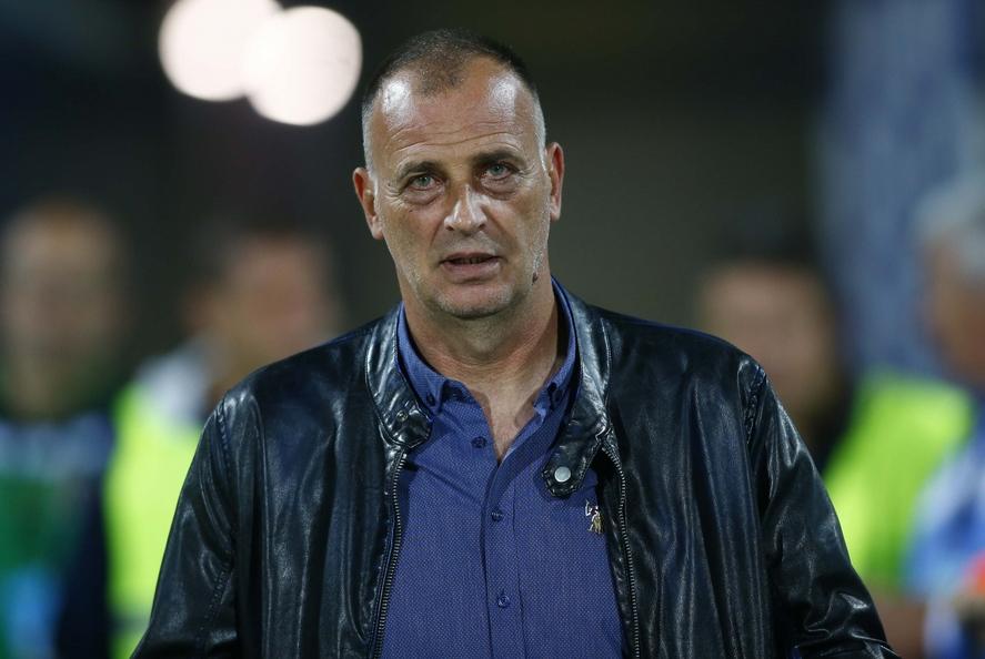 Наставникът на Ботев (Враца) Антони Здравков бе разочарован от загубата