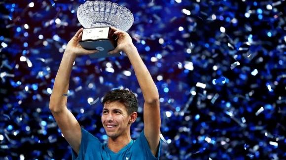 Алексей Попирин (Австралия) спечели титлата на турнира по тенис на