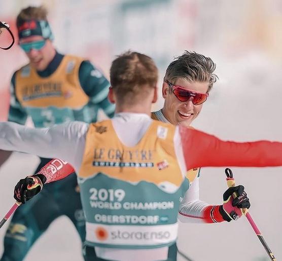 Норвегия спечели световната титла при мъжете в отборния спринт по