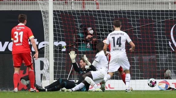 и завършиха 1:1 в среща от 23-ия кръг на Бундеслигата.
