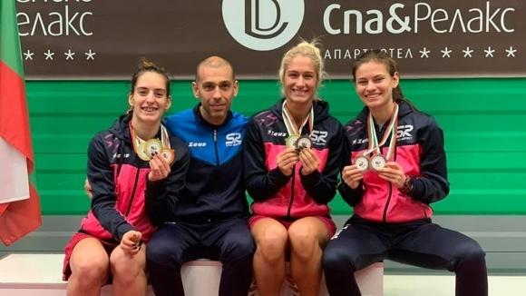 Три български състезателки ще участват на силния турнир по бадминтон