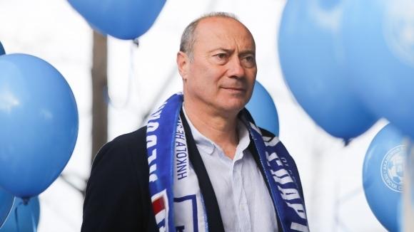 Легендарният полузащитник на Левски Емил Велев се завръща в треньорската