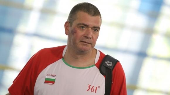 Главният мениджър на националния отбор по плуване Кристиян Минковски пожела