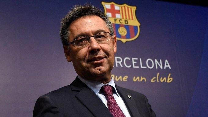 Бившият президент на Барселона Джосеп Мария Бартомеу е бил арестуван