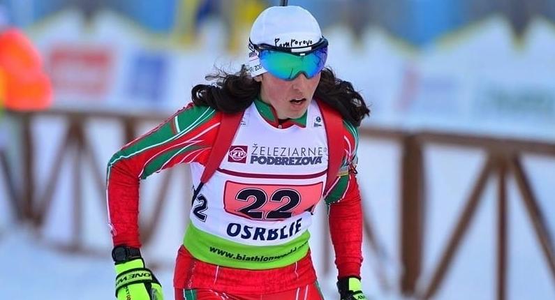 Валентина Димитрова се класира на 11-то място в спринта на