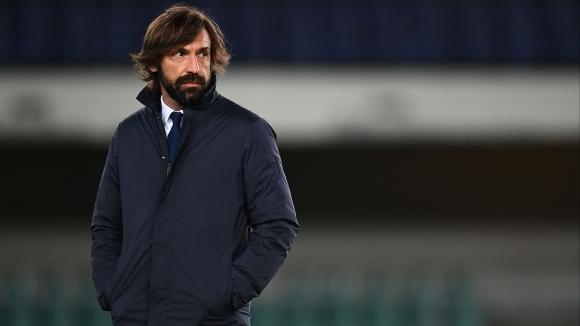 Наставникът на Ювентус Андреа Пирло беше категоричен, че неговият отбор