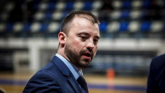 Старши треньорът на Рилски спортист Людмил Хаджисотиров коментира победата на