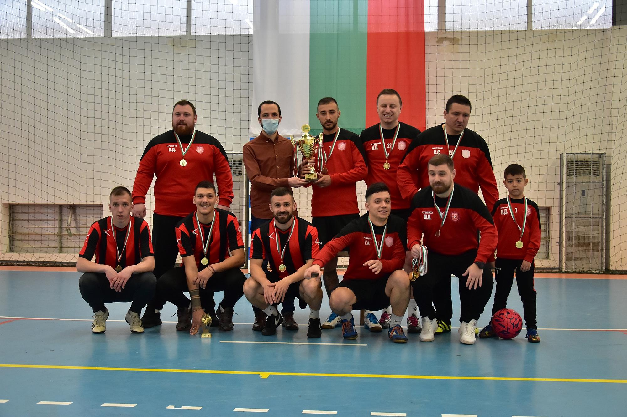 Селекцията на Епъл от с. Джулюница спечели трофея от Националния