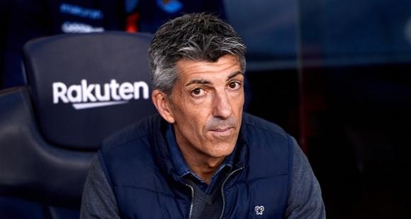 Треньорът на Алгуасил изрази съжаление за пропуснатата възможност баските да