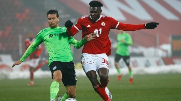 ЦСКА-София няма право на грешка в днешния 1/8-финал за Купата